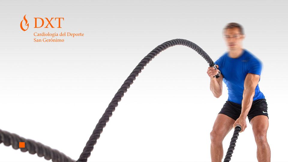 DXT: Riesgo Cardiovascular y actividad física.
