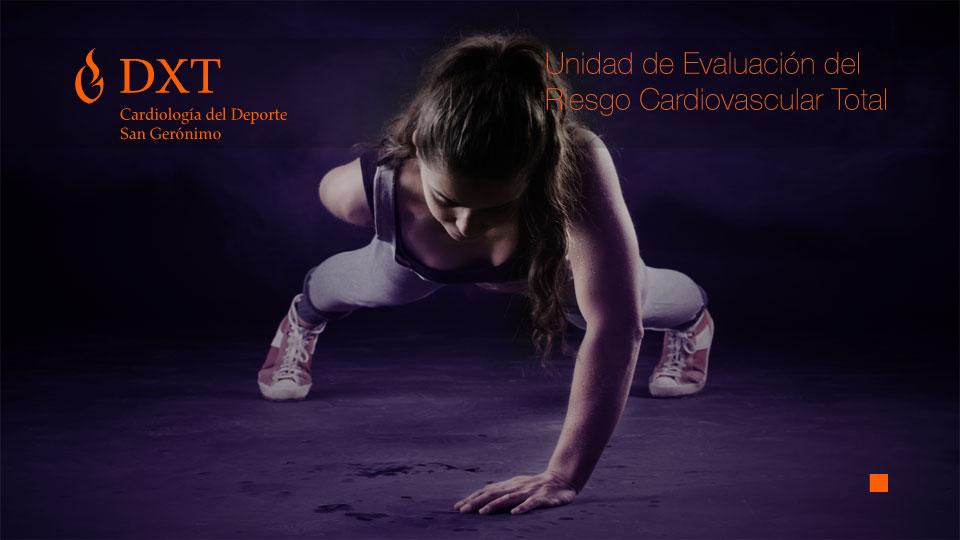DXT: Unidad de Evaluación de Riesgo Cardiovascular (RCV) Total en la Actividad Física