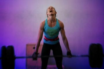 Actividad física ejecutada voluntariamente a la falla. Un riesgo que no hay que correr.