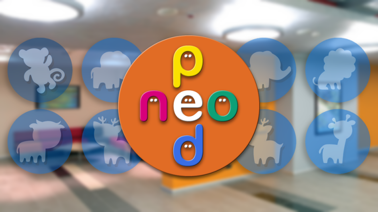 NEO · Neonatología y Pediatría San Gerónimo · Diseño ambiental