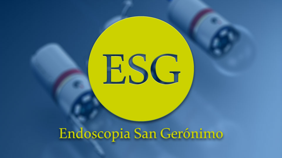 Endoscopia San Gerónimo (ESG) · Uso del color