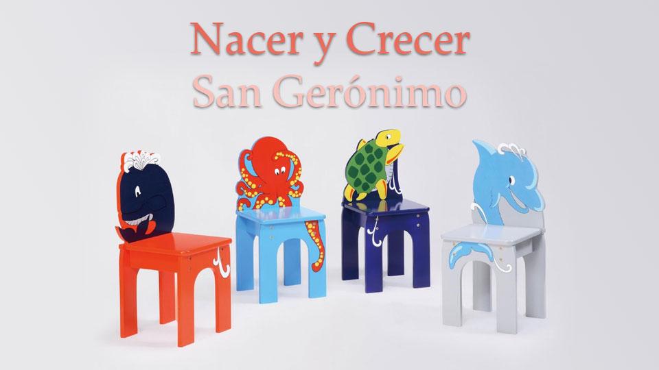 Centro Médico Nacer y Crecer San Gerónimo: sala de espera modelo.