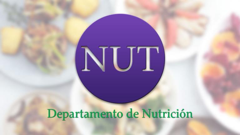 Departamento de Alimentación, Nutrición y Dieta (NUT) San Gerónimo.