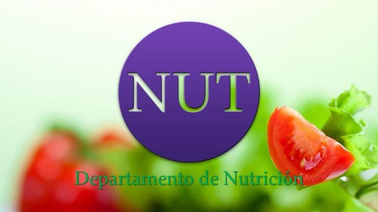 Identidad de marca NUT (Departamento de Nutrición San Gerónimo).