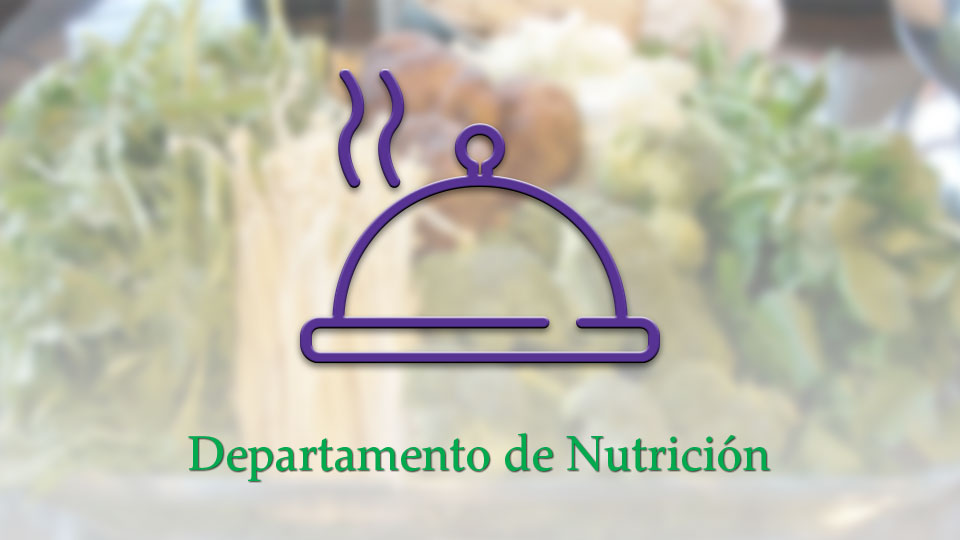 Imagen de marca NUT (Departamento de Nutrición San Gerónimo).