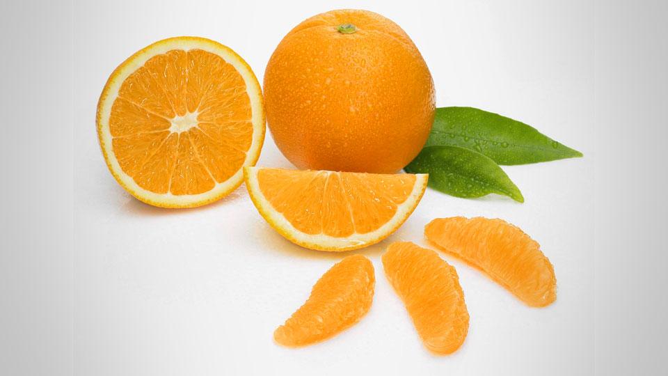 Las aptitudes del color naranja.